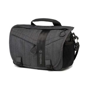 Tenba DNA 8 Messenger Bag | Graphite