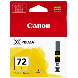 Canon PGI-72 Yellow Ink Cartridge
