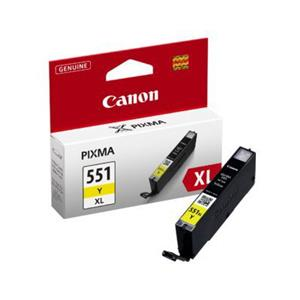 Canon CLI-551XL Yellow Ink Cartridge