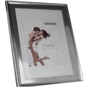Dorr Mailand Silver Effect 16x12 Photo Frame