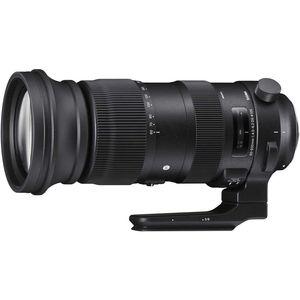 Sigma 60-600mm f4.5-6.3 DG OS HSM Sport Lens - Canon EF Fit