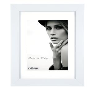 Dorr Bloc White 20x28 inch Wood Photo Frame with 16x24 inch insert