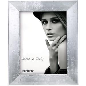 Dorr Milo Silver Effect Wooden 28x20 Photo Frame