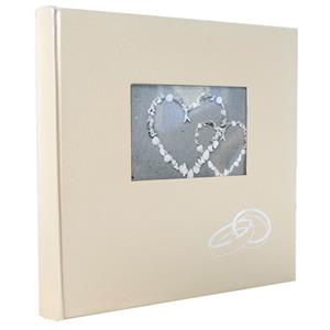 Wedding Traditional Photo Album - 60 Sides Overall Size 9.75