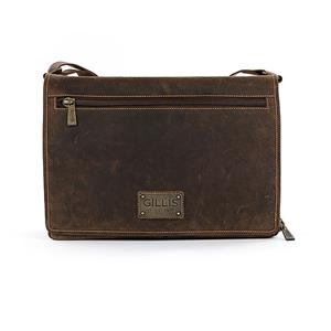 Gillis Trafalgar Messenger Leather Camera Bag Shoulder Style