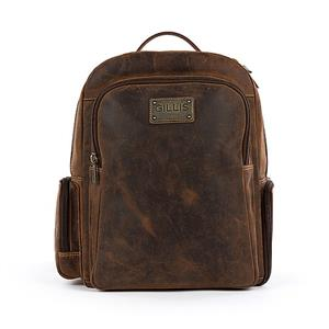 Gillis Trafalgar Leather Sling Camera Backpack
