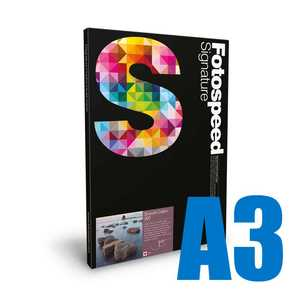 Fotospeed Smooth Cotton 300 Photo Paper - A3 - 25 Sheets