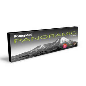 Fotospeed Smooth Cotton 300 Photo Paper - Panoramic - 25 Sheets