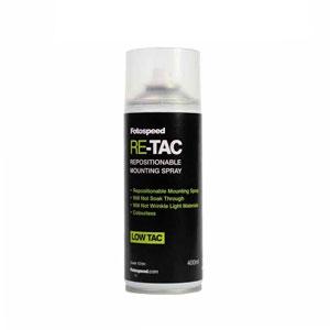 Fotospeed ReTac Archival Adhesive Spray - 400ml