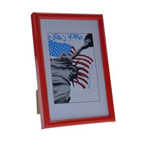 New York Red Photo Frame - 20x30cm