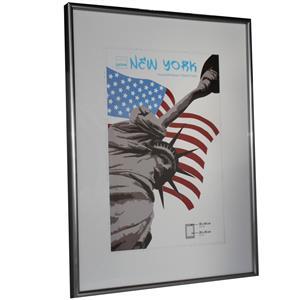 New York Steel Photo Frame - 30x40cm