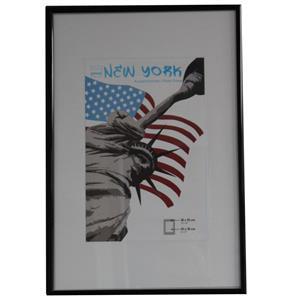 New York Black Photo Frame - 30x45cm