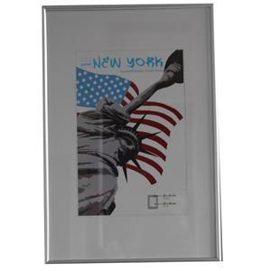 New York Silver Photo Frame - 30x45cm