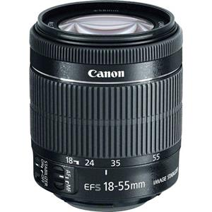 Canon EF-S 18-55mm f/3.5-5.6 IS STM Lens (Unbranded Box)