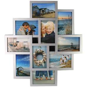 Henzo Gallery Multi Photo Frame for 10 Photos