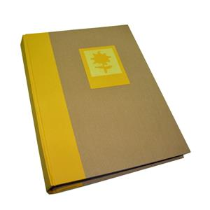Green Earth Yellow Flower 6x4 Slip In Photo Album - 300 Photos
