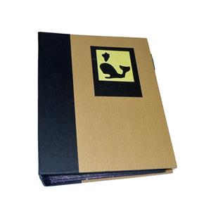 Green Earth Black Whale Mini Max 7x5 Slip In Photo Album - 120 Photos