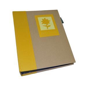 Green Earth Yellow Flower Mini Max 7x5 Slip In Album - 120 Photos