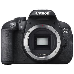 Canon EOS 700D Digital SLR Camera Body