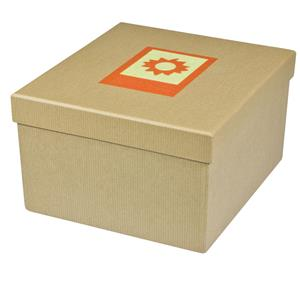 Green Earth Orange Sun Photo Box for 700 6x4 Photos