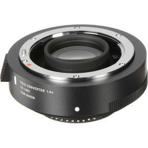 Sigma 1.4x TC-1401 Teleconverter - Nikon Fit