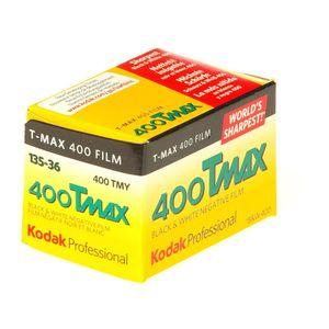 Kodak Professional Tmax ISO 400 36 Exp Black and White 35mm Print Film
