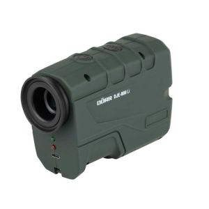 Dorr Optic Laser Rangefinder | DJE-800L | Golf | 800 meters | 6x | Rechargeable