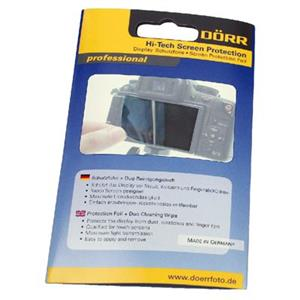 Dorr 3.5 inch Universal 16:9 Hi Tech Anti Reflection Display Screen Protection Foil