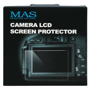 MAS LCD Protector for Sony A6000 A6300 A6400 A6500