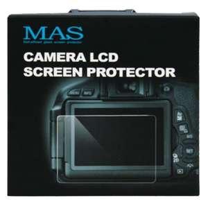 MAS Screen Protector Canon 200D Ultra Thin Nano Coated Japanese Optical Glass