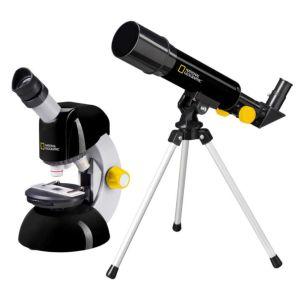 National Geographic Telescope/Microscope Set