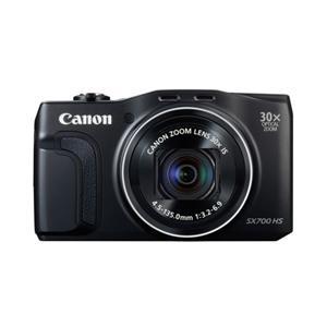 Canon PowerShot SX700 HS Black Digital Camera