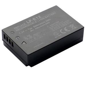 Dorr LP-E12 Lithium Ion Canon Type Battery