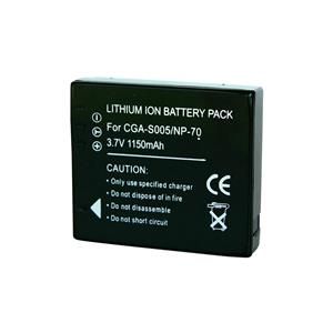 Dorr NP-70 Lithium Ion Casio Type Battery