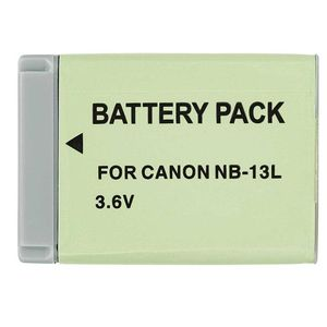 Dorr NB-13L Lithium Ion Canon Type Battery