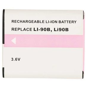 Dorr LI-90B Lithium Ion Olympus Type Battery