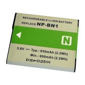 Dorr NP-BN1 Sony Li-Ion Type Battery