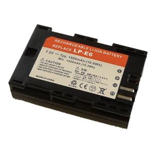 Dorr LP-E6 Lithium Ion Canon Type Battery