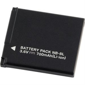 Dorr NB-8L Lithium Ion Canon Type Battery