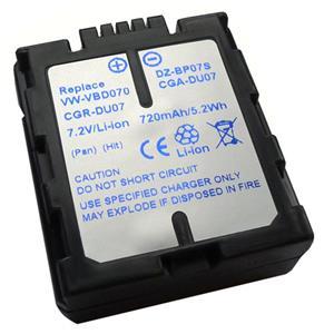 Dorr CGR-DU06 Lithium Ion Panasonic Type Battery
