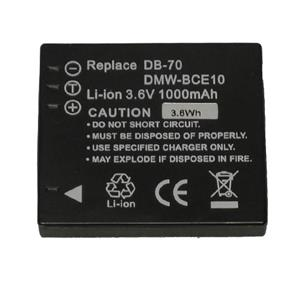 Dorr DMW-BCE10 Lithium Ion Panasonic Type Battery
