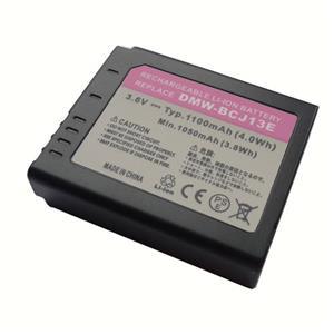 Dorr DMW-BCJ13E / DMW-BCJ13 Panasonic Type Lithium Ion Battery for LX5