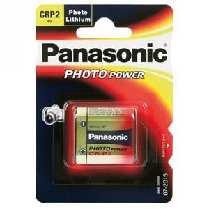 Panasonic CR-P2P 6V Lithium Battery