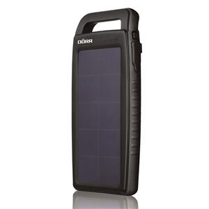 Dorr SC-5000 Solar Power Bank - Black