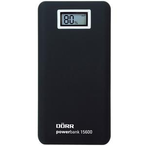 Dorr 15600mAh Black USB Power Bank