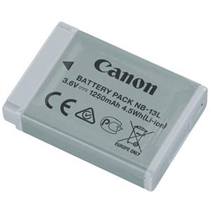Canon NB-13L Battery Pack for G7 X / G9 X / G5 X