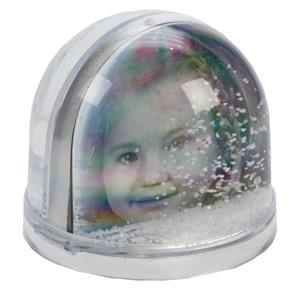 Dorr Extra Large Snow Globe with Snow and Glitter
