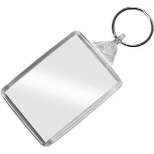 Acrylic Photo Keyring Keychain Add Your Own Photo!