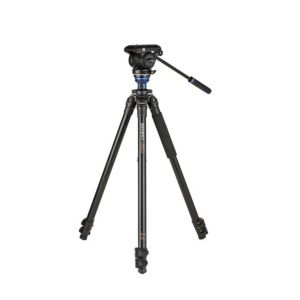Benro A2573F Aluminium Tripod with S4PRO Fluid Video Head
