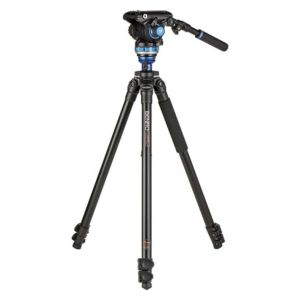 Benro A2573F Aluminium Tripod with S6PRO Fluid Video Head